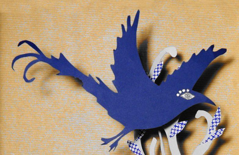 Синята птица