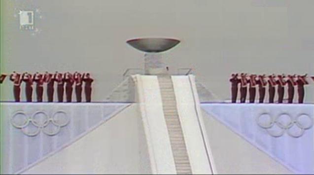 1984: Зимната олимпиада в Сараево