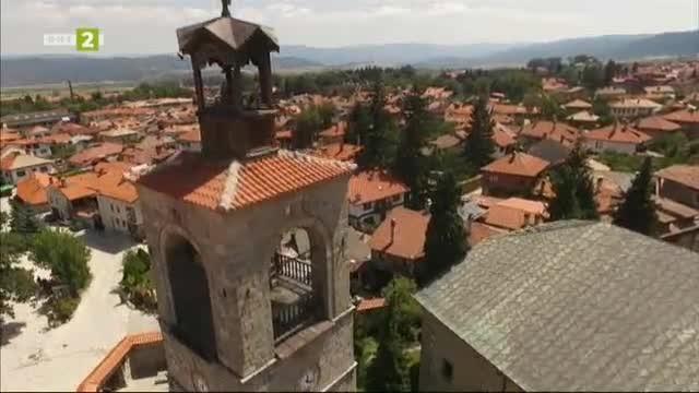 Олтарите на България: Кулата на уста Глиго