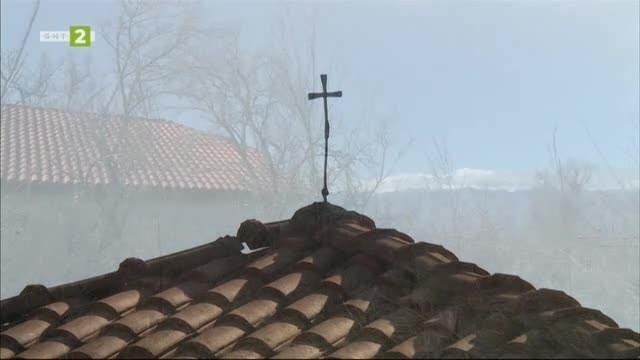 Гърменската църква - стих от камък и дърво