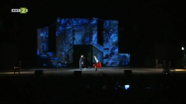 Зоро - мюзикъл по музика на Джипси Кингс и Джон Камерън