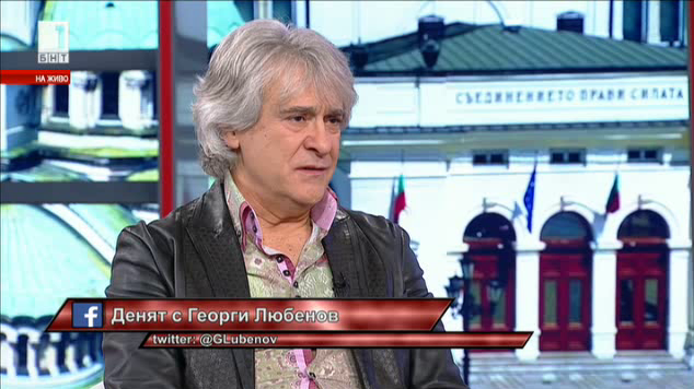 Орлин Горанов: Искам да съм оптимист
