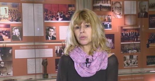 Гласове от ефира: Силвия Велокова