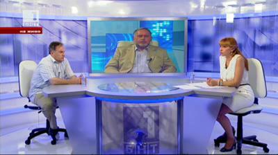 Коментари година след атентата в Сарафово - разговор със Славчо Велков и Владимир Чуков
