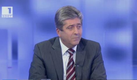 Георги Първанов за новсия си проект