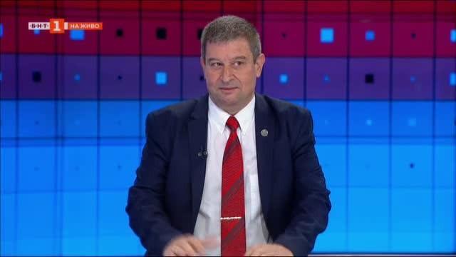 Юлиан Петров, КТ Подкрепа: Учениците няма да се върнат в клас тази година