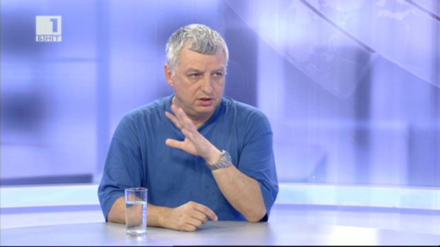 Психология на протеста и управлението - разговор в студиото с психолога Иван Игов
