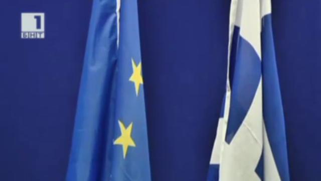 Гърция посреща новата финансова помощ със сълзи
