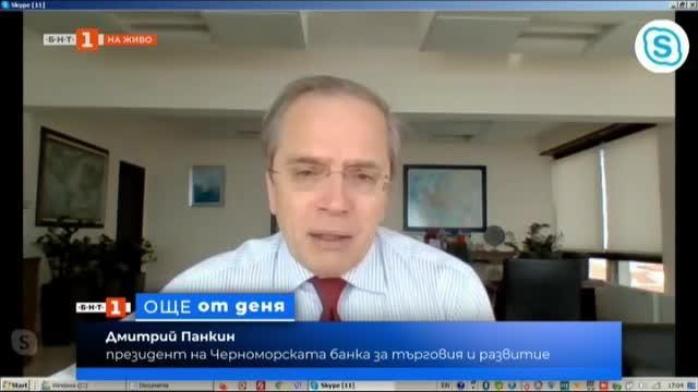 Д.Панкин:След кризата ЧБТР ще насочи приоритетите си към средния и малкия бизнес