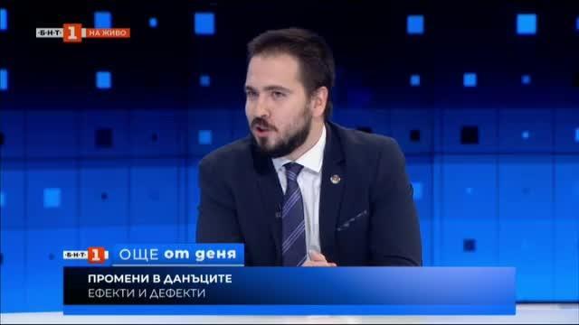 Стоян Панчев, анализатор: 9% ДДС за ресторантите ще стабилизира сектора