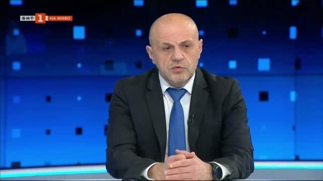 Томислав Дончев: Ще се справим и като правителство, и като общество