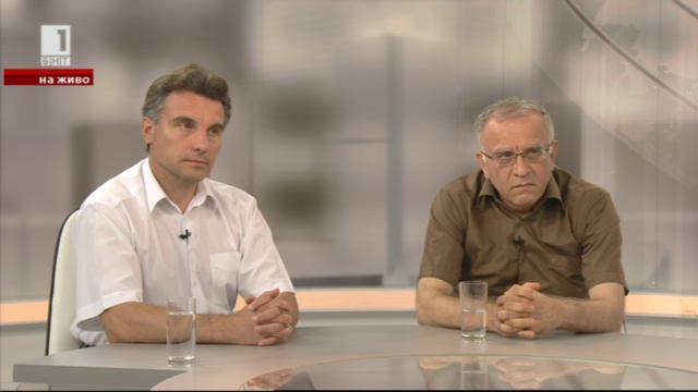 Коментар на социолозите Цветозар Томов и Иво Христов