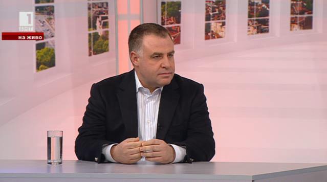 Разговор с Мирослав Найденов