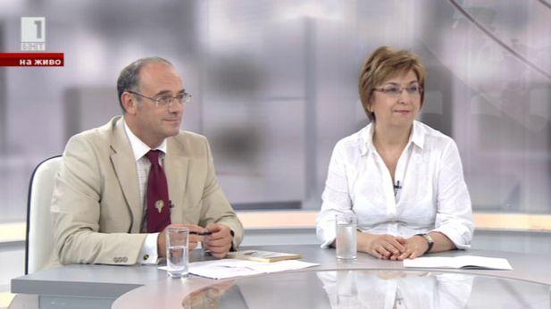 Е. Михайлова и А. Семов за оставката на правителството и бъдещето на страната
