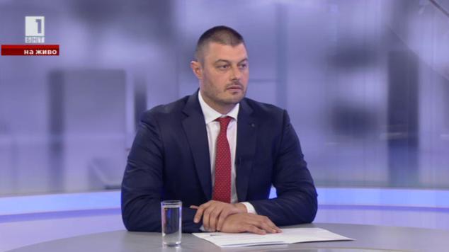 Бареков смята да участва на консултациите утре в Народното събрание