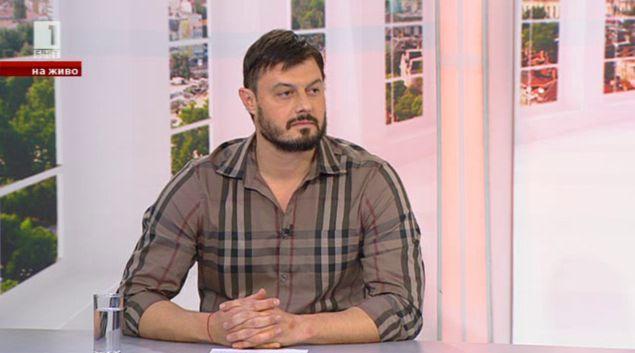 Николай Бареков: Ще изметем центъра на София от тази бежанска сган