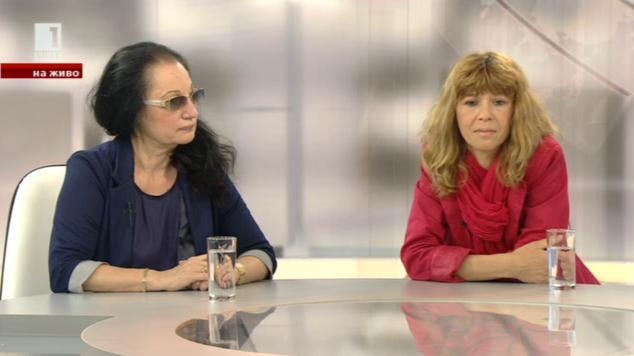 Разговор с Анна Заркова и Силвия Великова
