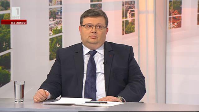 Сотир Цацаров: В Пазарджик действахме национално отговорно