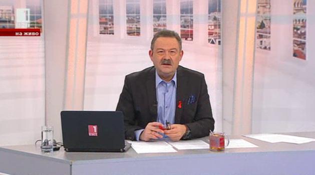 За властта и прокурорските правомощия. Сотир Цацаров в Още от деня - 1.12.2014