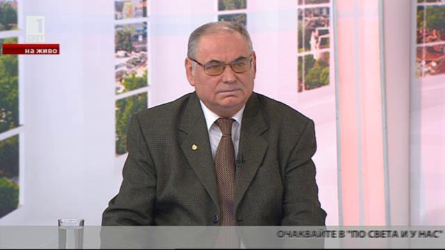 Конституционни промени и нова формула за ВСС - проф. Пенчо Пенев