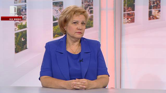 Менда Стоянова: ГЕРБ твърдо подкрепя кандидатурата на Димитър Радев за управител на БНБ