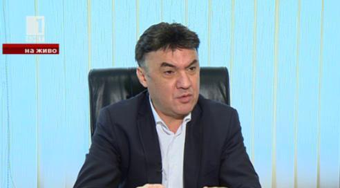 Шефът на БФС Борислав Михайлов за скандалите във футбола