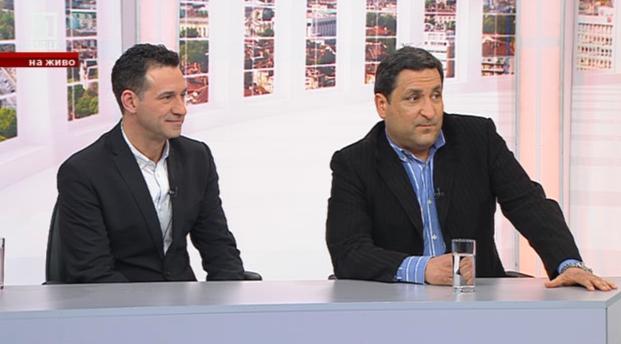 Камен Воденичаров и Тончо Токмакчиев за Шоуто на Канала и проблемите в България