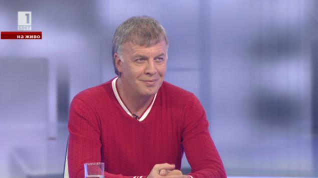 Единакът Наско Сираков 20 години по-късно