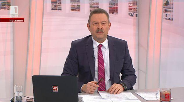 Президентът Петър Стоянов в Още от деня, 04.02.2015