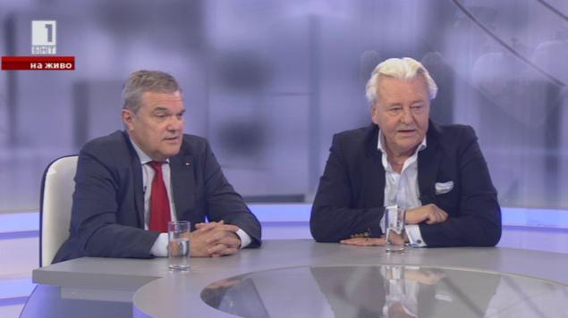 """Разговор с Асен Агов и Румен Петков в """"Още от деня"""""""