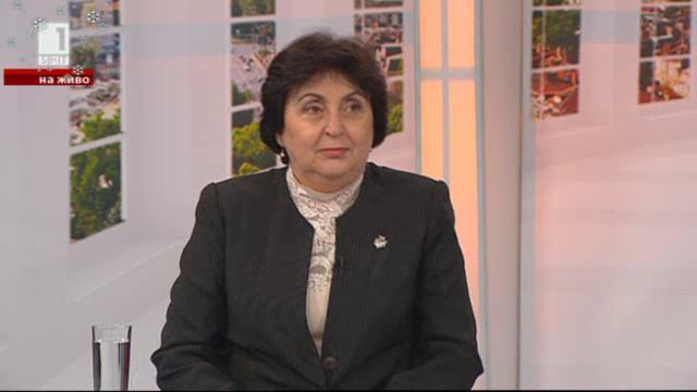 Лидия Руменова за новия закон за Сметната палата