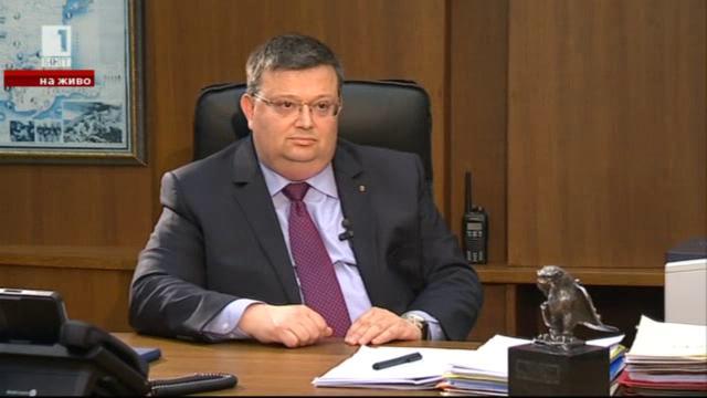 Сотир Цацаров ексклузивно пред БНТ