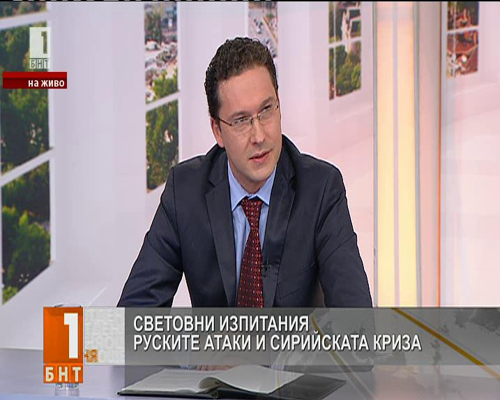 """Даниел Митов: Създаването на широка коалиция за борба срещу """"Ислямска държава"""" е възможно"""