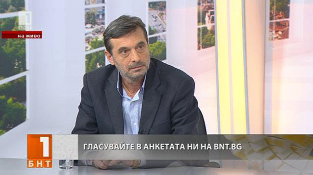 Разговор с Димитър Манолов от КТ Подкрепа