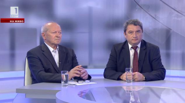 Разговор с Емануил Йорданов и Чавдар Червенков за новия Закон за МВР