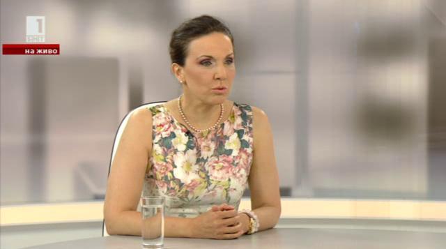 Антония Първанова за случващото се в НДСВ