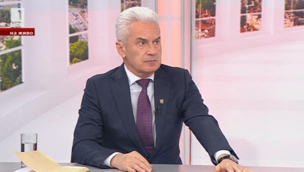 Сидеров: България трябва да заяви неутралитет по отношение на военни действия