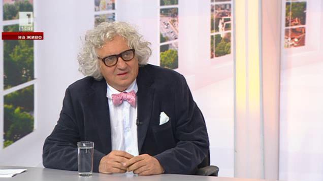 Георги Лозанов: Предизборната кампания беше скучна