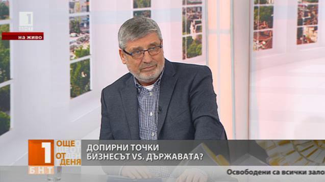 Сашо Дончев: Основният проблем на България в енергетиката е неефективността