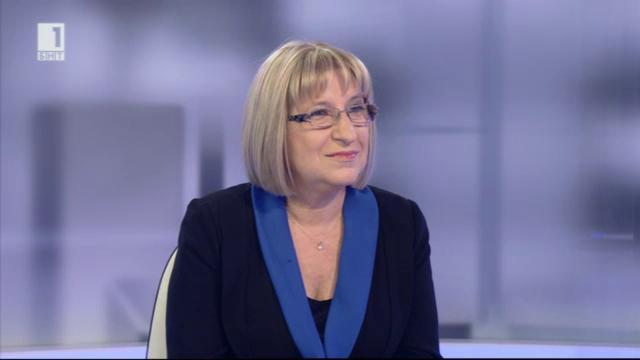 Цецка Цачева: ГЕРБ ще има повече евродепутати от БСП