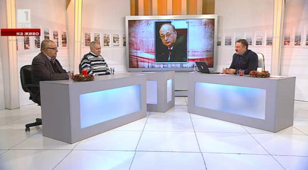 Божидар Димитров и Михаил Константинов за политиката и интересите