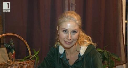 Гласове от ефира: Калина Стефанова