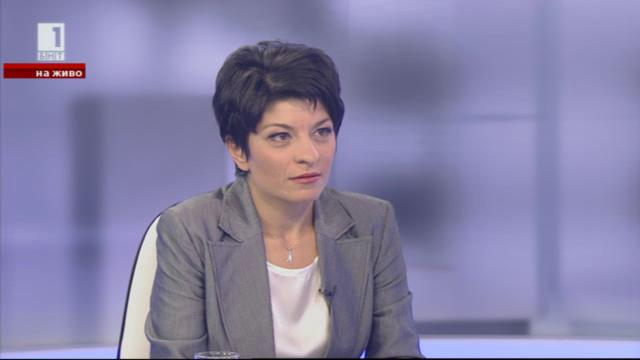 Десислава Атанасова: Когато и да има избори, ГЕРБ печели