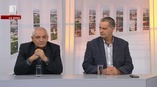 Как се нареждат депутатските места - социологът Михаил Мирчев и политологът Димитър Димитров