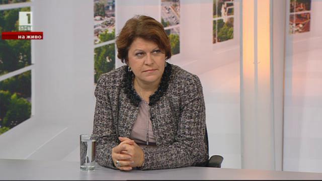 Т. Дончева: Ние нямаме нужда никого да подкепяме