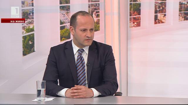 Радан Кънев: Заплаха за националната сигурност са двете лица на ДПС