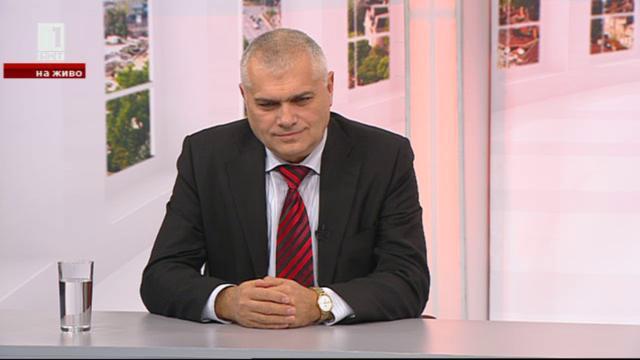 Валентин Радев: ГЕРБ върна доверието на партньорите ни