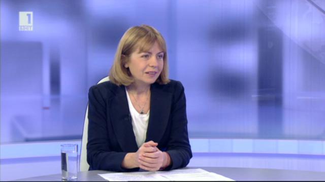 Политическо и лично - Йорданка Фандъкова