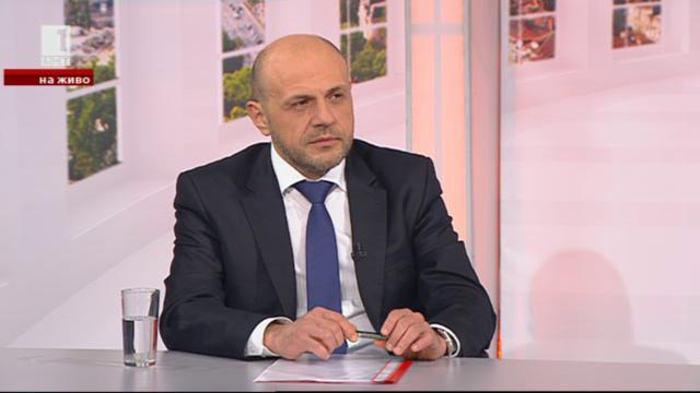 Томислав Дончев: Бедствията обединяват хората и разделят политиците