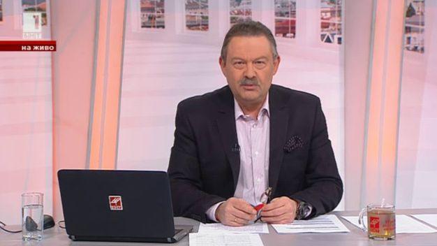 Вицепремиерът Томислав Дончев в Още от деня. Гласувайте и вижте – 12.03.2015